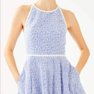 Lilly Pulitzer Tori blue dress for sale